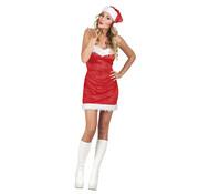 Kerst jurkje kerstvrouw