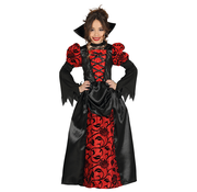 Vampier jurk kind
