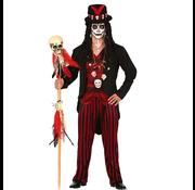 Voodoo heren kostuum