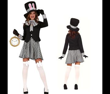 Gekke hoedenmaker kostuum