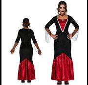 Halloween vampier jurk
