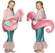 Instap kostuum zeepaardje