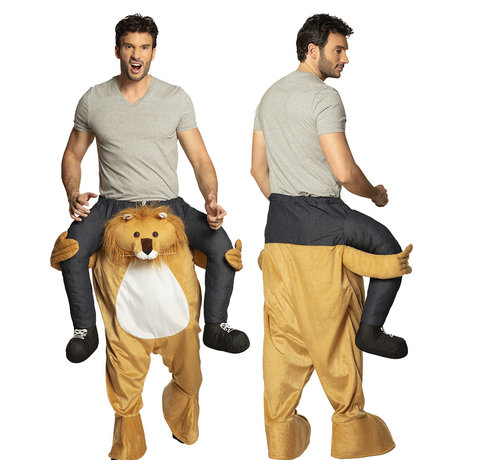 Instap kostuum  lion king