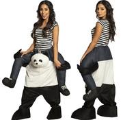 Panda beer kostuum