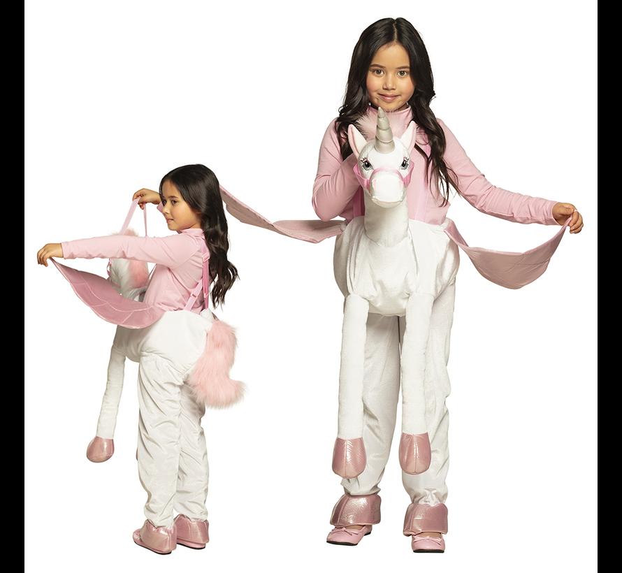 Instap kostuum unicorn voor kinderen