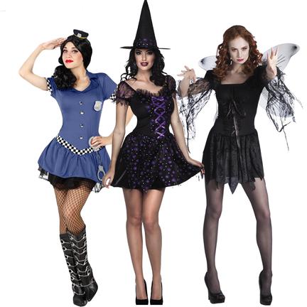 Sexy Halloween kostuum