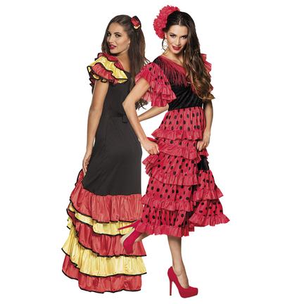 Spaanse jurk kopen