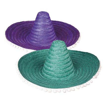 Traditionele sombrero Mexico collectie