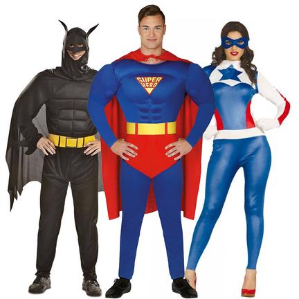 Superhelden Kostuums Kopen