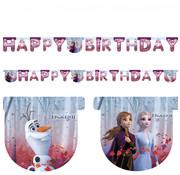 Frozen 2 Happy Birthday slinger