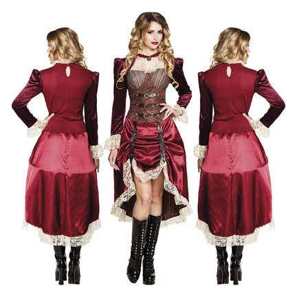 Steampunk Dames kleding - kopen