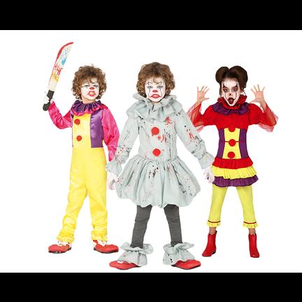 Horror clown-pak kind