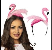 Flamingo Tiara