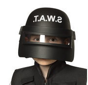 Zwarte S.W.A.T helm