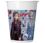 Frozen 2 plastic bekertjes