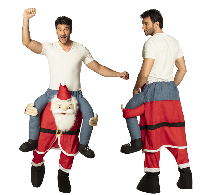Carry me santa clause