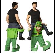 St. Patrick's kostuum