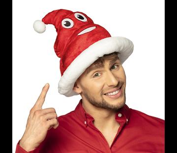 Kerstmuts poep emoji
