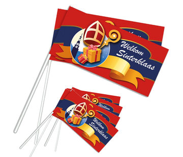 Sinterklaas vlaggetjes