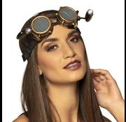 Steampunk Lichtbril