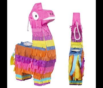 Papieren piñata  lama