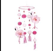 Flamingo hangdecoratie