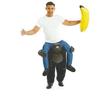 Carry me aap kostuum