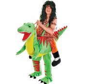 Carry me Dinosaurus kostuum
