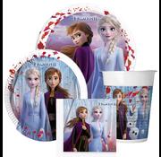 Frozen 2 wegwerpservies