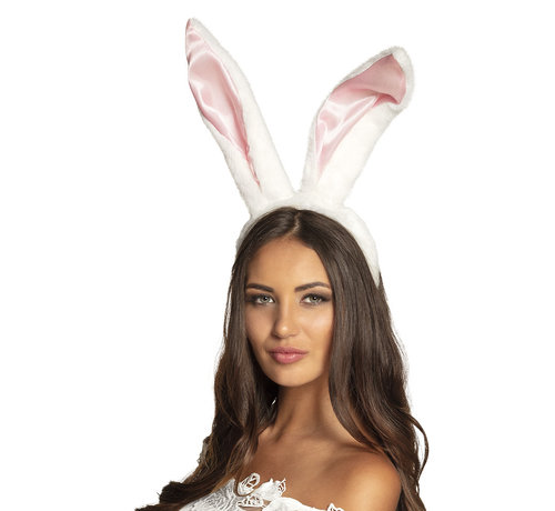 Lange konijnen oren diadeem