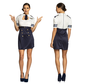 Stewardess outfit dames kopen