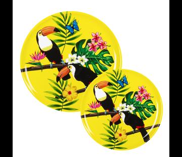 Dienblad Toucan