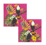 Servetten Toucan