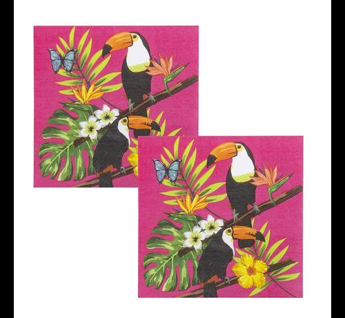 Servetten Toucan vogel kopen