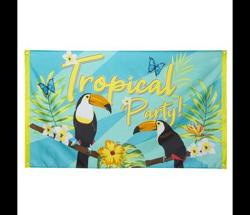 Tropisch vlag