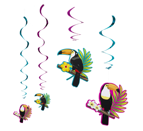 Decoratieswirls Toucan vogel kopen