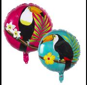 Folieballonen Toucan