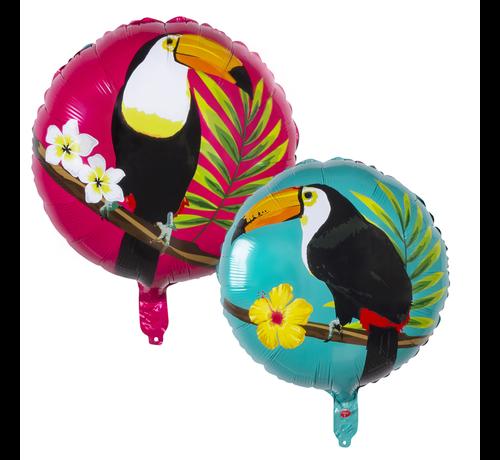 Folieballonen Toucan vogel kopen