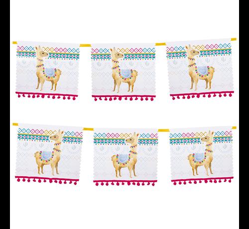 Mexicaanse slinger lama karton