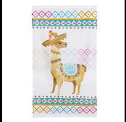 Mexicaanse vlag lama
