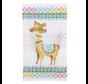 Mexicaanse vlag lama wit