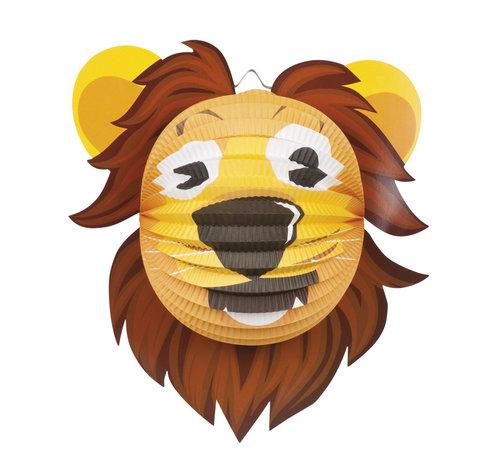 Dieren lampion leeuw kopen