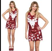 Kerstjurk Rudolf