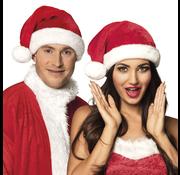 Luxe kerstmuts goedkoop