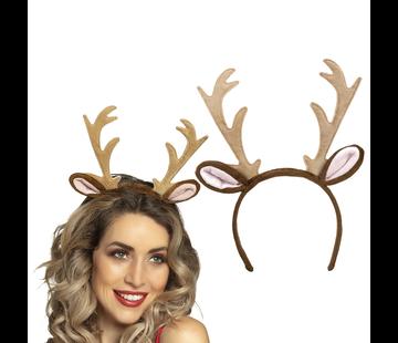 Reindeer Tiara
