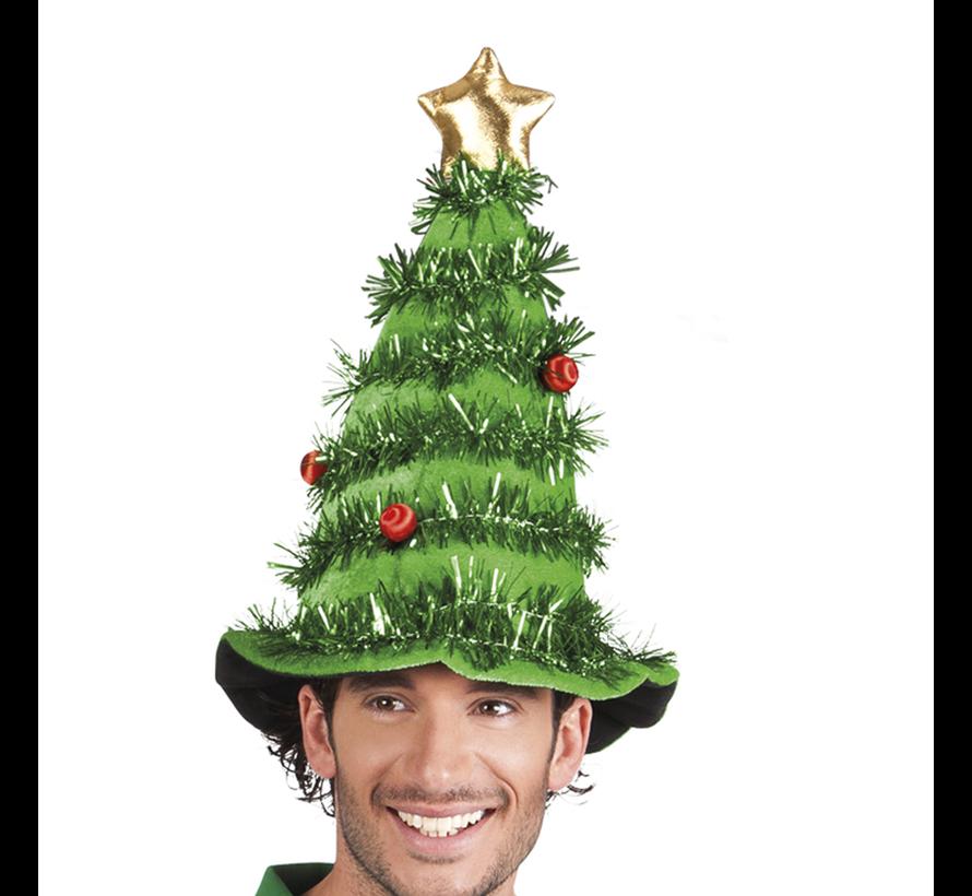 Hoed Kerstboom groen kopen