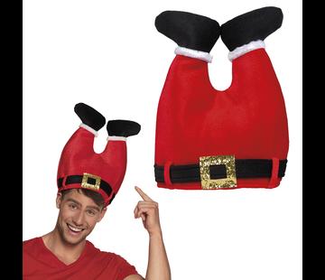 Foute kerstmuts broek