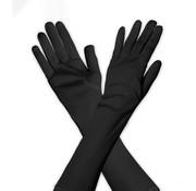 Handschoenen stretch zwart
