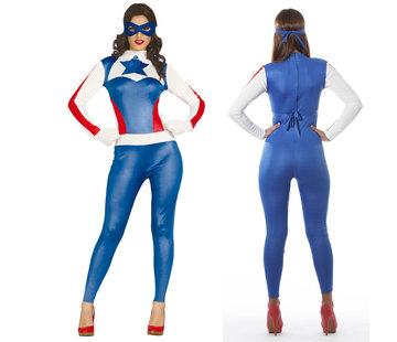 Dames Captain America