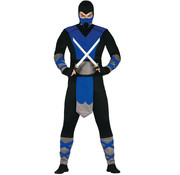 Ninja outfit carnaval